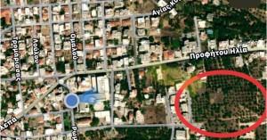 Πρωτοβουλία του Κυττάρου Χαλέπας για αξιοποίηση κοινόχρηστου χώρου στην περιοχή