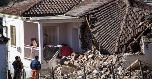 Ισχυρός σεισμός στη Θεσσαλία: Σημαντική καθίζηση διαπίστωσαν οι επιστήμονες