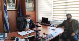 Δήμος Αμαρίου: Αποκατάσταση ζημιών στη Δημοτική οδό Πλατάνια - Φουρφουράς