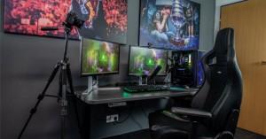 Κάνε level up την εμπειρία του gaming με τα πιο άνετα racing καθίσματα