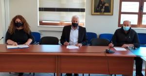 Άμεση η αποκατάσταση αγροτικού και δημοτικού οδικού δικτύου του δήμου Αποκορώνου