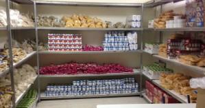 Διανομή τροφίμων μακράς διαρκείας κοινωνικού παντοπωλείου δήμου Ρεθύμνης