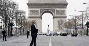 Γαλλία: Πιθανή χαλάρωση περιορισμών στα μέσα Απριλίου
