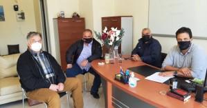 Στο πλευρό των οδηγών τουριστικών λεωφορείων Κρήτης ο Γιώργος Λογιάδης