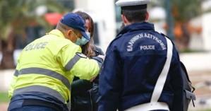 Κρήτη: Δεν έλειψαν τα πρόστιμα λόγω κορωνοϊού