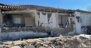 Με 900.000 ευρώ επιχορηγούνται οι τρεις δήμοι της Θεσσαλίας που επλήγησαν από τον σεισμό