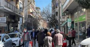 Ισχυρή σεισμική δόνηση στη Λάρισα – Στους δρόμους οι πολίτες (φωτο)
