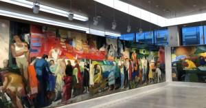 Φεστιβάλ μετέτρεψε το Ριάντ σε γκαλερί χωρίς τοίχους