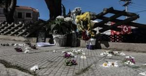 Δολοφονία Γιώργου Καραϊβάζ: Η στιγμή που ο γιος του συνειδητοποιεί ότι είναι νεκρός