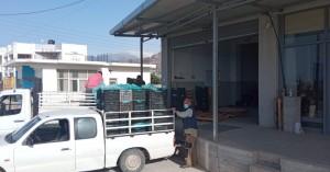 Τα μέτρα προστασίας που τηρούν οι αγρότες στην Ιεράπετρα