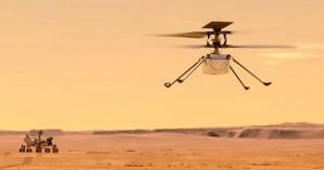 Το ελικόπτερο της NASA επιβίωσε στην πρώτη του νύχτα στον Άρη με -90 βαθμούς Κελσίου