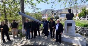 Το Γενικό Επιτελείο Ναυτικού χορήγησε κανόνι στην κοινότητα Ασή Γωνιάς