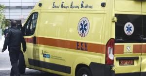 Ρέθυμνο: Δίκυκλο έπεσε πάνω σε σταθμευμένο όχημα - Τραυματίσθηκε ένας άνδρας
