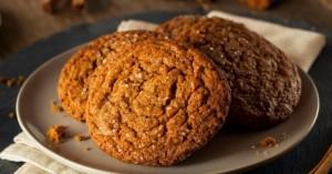 Μπισκότα με κανέλα και μπαχαρικά νηστίσιμα