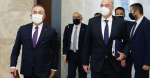 Νίκος Δένδιας : Πρώτες αντιδράσεις των τουρκικών ΜΜΕ για τη σύγκρουση με τον Τσαβούσογλου