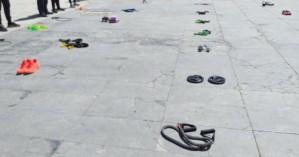 Ηράκλειο: Στους δρόμους ιδιοκτήτες, εργαζόμενοι γυμναστηρίων (φώτος)