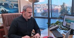Δημήτρης Φραγκάκης: Προώθηση του «Κρητικού Πρωινού» στα καταλύματα του νησιού