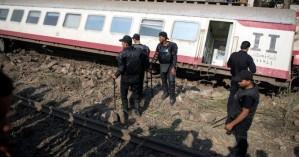 Αίγυπτος: Σχεδόν 100 τραυματίες από τον εκτροχιασμό τρένου