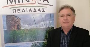 Επιστολή Φραγκάκη για την οδό σύνδεσης με το νέο αεροδρόμιο