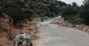 Χανιά: Επαρχιακός ο δρόμος στο Γουβερνέτο - Η συντήρηση ανήκει στην Π.Ε Χανίων
