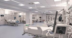 Τριγμοί στο ΕΣΥ: Βγάζουν ΜΕΘ στο προαύλιο νοσοκομείου στη Θεσσαλονίκη