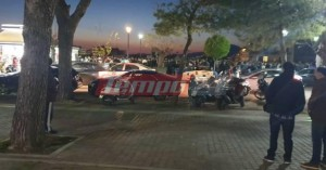 Πάτρα: Aκραίος συνωστισμός σε πλατεία με πάνω από 400 άτομα – Επενέβη η αστυνομία