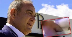 Για «τυχαίο περιστατικό» μιλάει ο δημοτικός σύμβουλος που εμφανίστηκε με τα εσώρουχα
