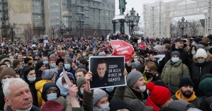 Απαγορεύτηκε η είσοδος στην Ρωσία σε ξένους πολίτες που συμμετείχαν σε διαδηλώσεις