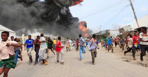 Σομαλία: Τουλάχιστον 16 νεκροί όταν μικρό λεωφορείο πάτησε πάνω σε εκρηκτικό μηχανισμό