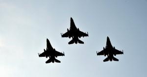 Δεκάδες παραβιάσεις και δύο εμπλοκές με τουρκικά μαχητικά πάνω από το Αιγαίο