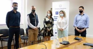 Στο πλευρό των Τοπικών Δομών Υγείας της Κρήτης τα Super Markets Χαλκιαδάκης