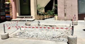 Σε εξέλιξη οι εργασίες απομάκρυνσης περιπτέρων στον Δήμο Ρεθύμνης