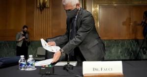 Φάουτσι: Οι ΗΠΑ δεν θα επιστρέψουν σε lockdown – H κατάσταση θα επιδεινωθεί