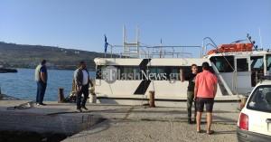 Παιδάκι παρασύρθηκε με φουσκωτό στη θάλασσα στα Χανιά - Φώναζε σε βοήθεια (βίντεο)