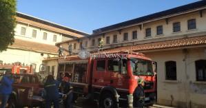 Χανιά: Πυρκαγιά στη Δημοτική αγορά! Τεράστιες ζημιές σε 4 καταστήματα (φωτο-βιντεο)