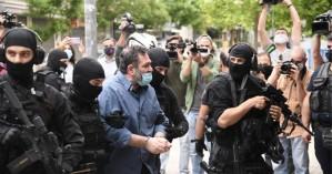Στην Ελλάδα ο Γιάννης Λαγός: Έφτασε στο Εφετείο - Θα οδηγηθεί στις φυλακές
