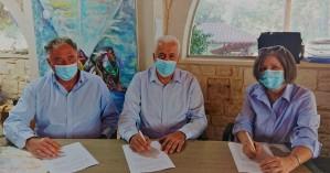 Συνεργασία Δήμου Αποκορώνου - ΜΑΙΧ στη Δράση Πολιτισμού και Παιδείας