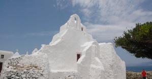 Μύκονος: Η Παναγία η Παραπορτιανή