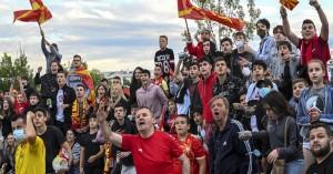 Βόρεια Μακεδονία: Η κρατική τηλεόραση αποκαλεί «Μακεδονία» την εθνική ομάδα της χώρας