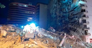 Φλόριντα: Κατέρρευσε πολυώροφο κτίριο στο Μαϊάμι – Φόβοι για νεκρούς και εγκλωβισμένους