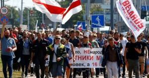 ΕΕ: Επέβαλε κυρώσεις στην οικονομία της Λευκορωσίας