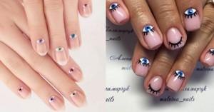 Evil Eye Nails: Το manicure που πρέπει αν δοκιμάσετε αυτό το καλοκαίρι