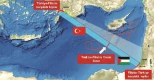 ΑΟΖ - «Πόρτα» από την Παλαιστίνη στην Άγκυρα: Δεν έχουμε σύνορα με την Τουρκία