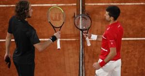 Roland Garros: Η μεγάλη ώρα για τον Στέφανο Τσιτσιπά απέναντι στον Νόβακ Τζόκοβιτς