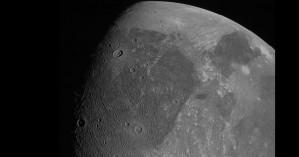 Το σκάφος Juno τράβηξε τις πρώτες κοντινές φωτογραφίες του δορυφόρου Γανυμήδη του Δία