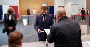 Γαλλία-περιφερειακές εκλογές: Ήττα για το κόμμα Μακρόν ο α΄ γύρος, λέει ο υπ. Εσωτερικών