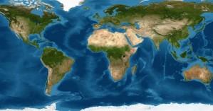 Πόσο μεγάλος είναι ο ωκεανός στη Γη;