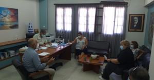 Συνεργασία Δήμου Αγίου Νικολάου ΕΛ.ΜΕ.ΠΑ για τον σχεδιασμό του αστικού πρασίνου