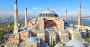 «Χαστούκι» της UNESCO στην Τουρκία για τη μετατροπή της Αγίας Σοφίας σε τζαμί