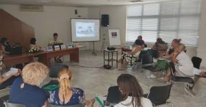 Άρχισε η 5η διεθνική συνάντηση ERASMUS+